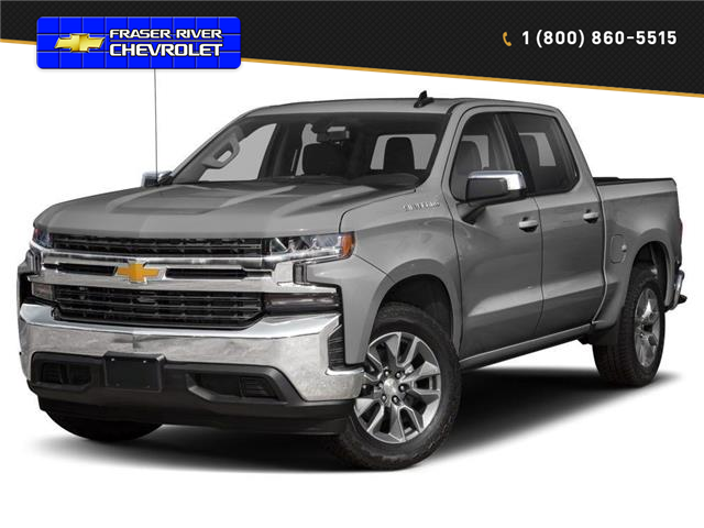 2021 Chevrolet Silverado 1500 LT Trail Boss (Stk: 21009) in Quesnel - Image 1 of 9