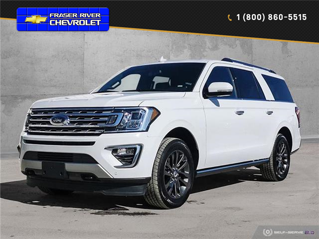2019 Ford Expedition Max Limited (Stk: 9828) in Quesnel - Image 1 of 25
