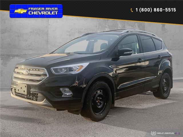 2018 Ford Escape Titanium (Stk: 20T151B) in Quesnel - Image 1 of 25