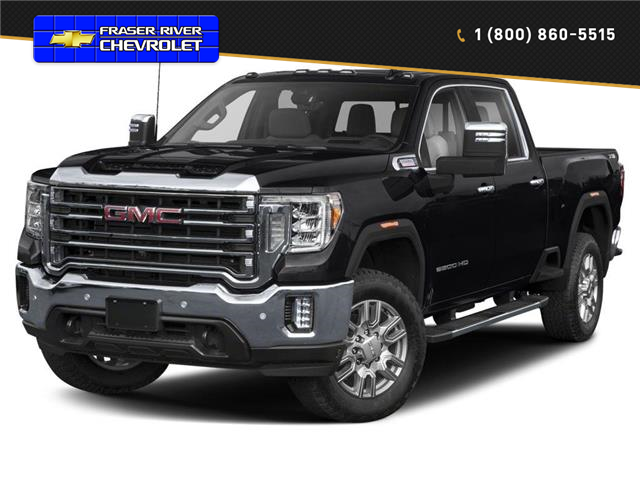 2021 GMC Sierra 3500HD SLT (Stk: 21039) in Quesnel - Image 1 of 8