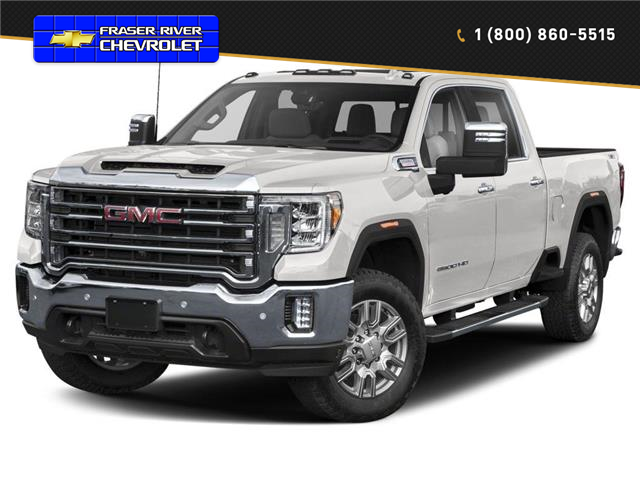 2021 GMC Sierra 3500HD AT4 (Stk: 21040) in Quesnel - Image 1 of 8
