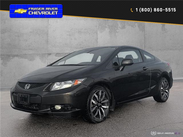 2013 Honda Civic EX-L Navi (Stk: 20T163A) in Quesnel - Image 1 of 22