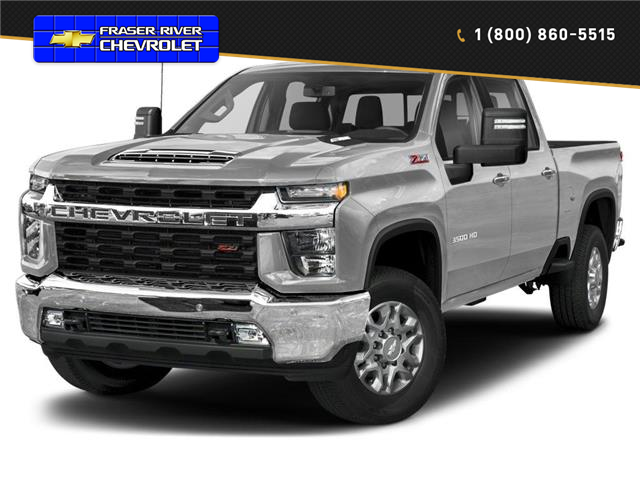 2021 Chevrolet Silverado 3500HD LT (Stk: 21046) in Quesnel - Image 1 of 9