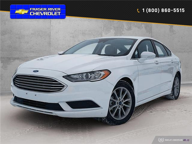 2017 Ford Fusion SE (Stk: 9887) in Quesnel - Image 1 of 25