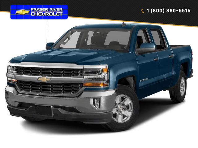 2018 Chevrolet Silverado 1500  (Stk: 21T011A) in Williams Lake - Image 1 of 9