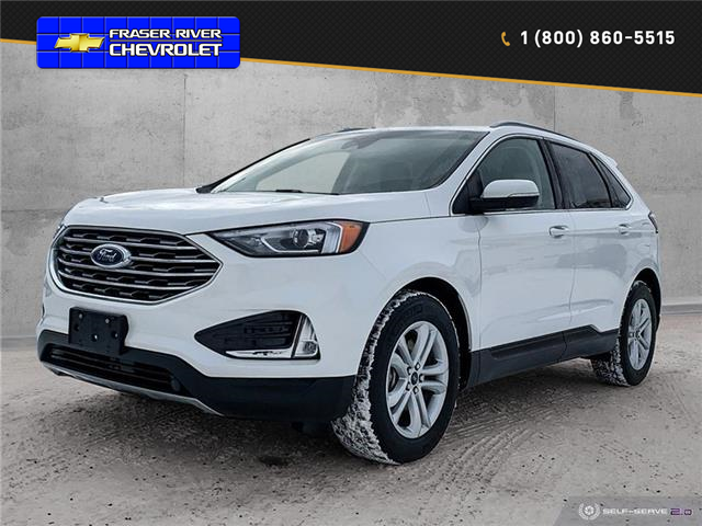 2020 Ford Edge SEL (Stk: 9891) in Quesnel - Image 1 of 25