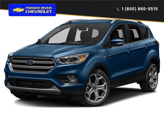 2018 Ford Escape Titanium (Stk: 4935A) in Vanderhoof - Image 1 of 9