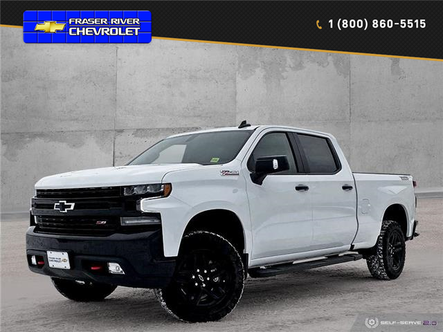 2021 Chevrolet Silverado 1500 LT Trail Boss (Stk: 21022) in Quesnel - Image 1 of 25