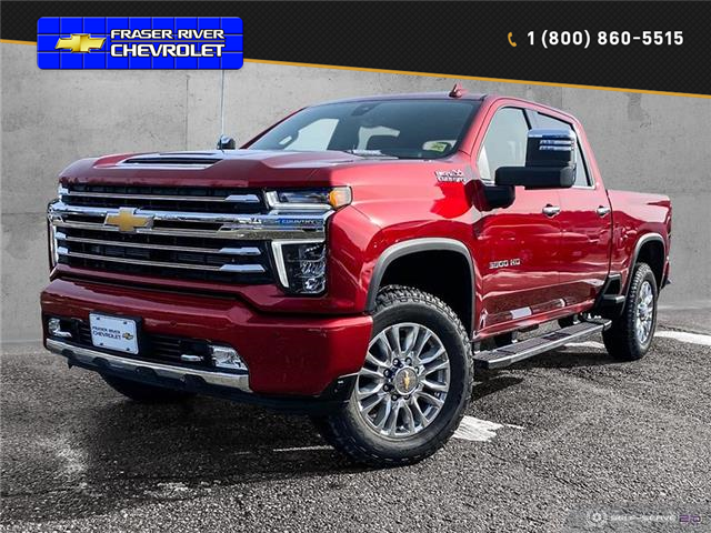 2021 Chevrolet Silverado 3500HD High Country (Stk: 21035) in Quesnel - Image 1 of 25