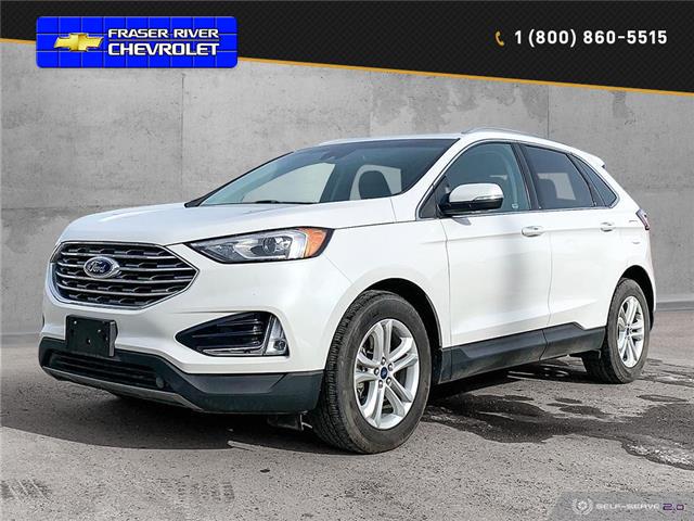 2020 Ford Edge SEL (Stk: 4934A) in Vanderhoof - Image 1 of 23
