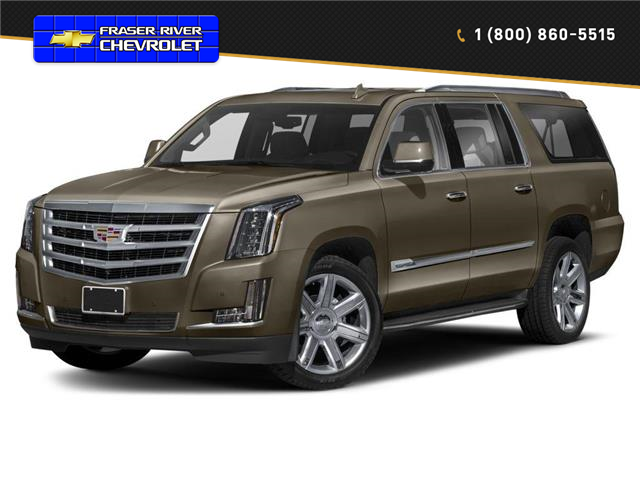 2019 Cadillac Escalade ESV Platinum (Stk: 21043A) in Quesnel - Image 1 of 9