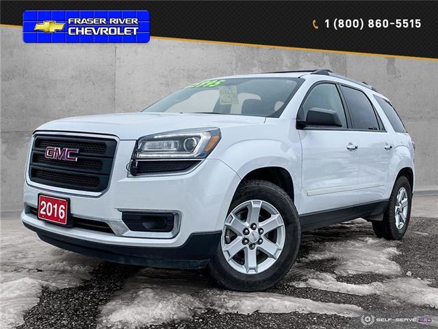 2016 GMC Acadia SLE2 (Stk: 20074A) in Quesnel - Image 1 of 25