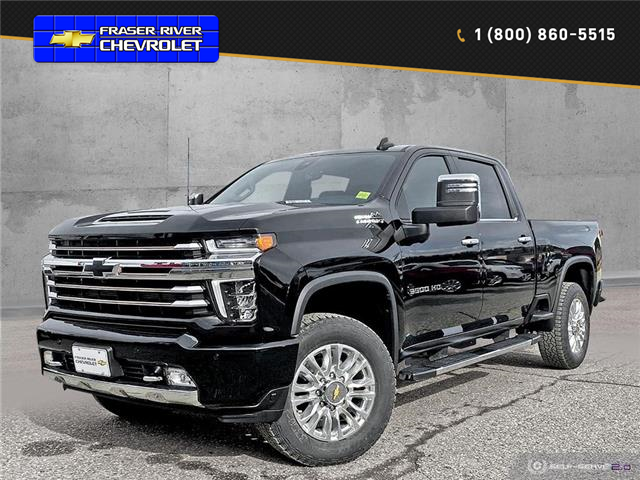 2021 Chevrolet Silverado 3500HD High Country (Stk: 21054) in Quesnel - Image 1 of 25