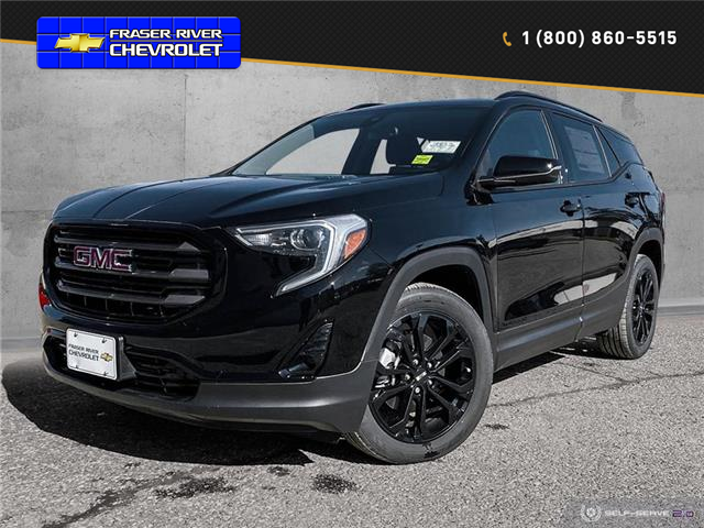 2020 GMC Terrain SLT (Stk: 20073) in Quesnel - Image 1 of 25