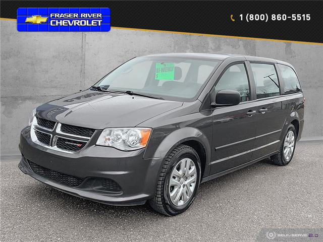2016 Dodge Grand Caravan SE/SXT 2C4RDGBG2GR347005 21T030B in Williams Lake