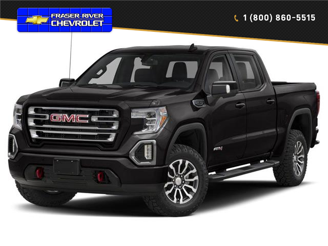 2020 GMC Sierra 1500 AT4 (Stk: 21T104A) in Williams Lake - Image 1 of 9