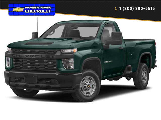 2021 Chevrolet Silverado 2500HD Work Truck (Stk: 21138) in Quesnel - Image 1 of 8