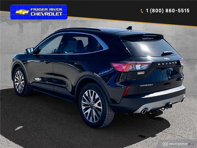 2020 Ford Escape Titanium 1FMCU9J96LUB27279 9780 in Williams Lake