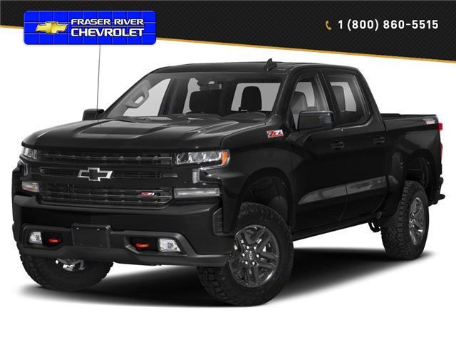 2021 Chevrolet Silverado 1500 LT Trail Boss (Stk: 21130) in Quesnel - Image 1 of 9