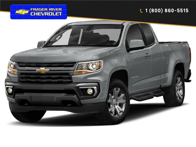 2021 Chevrolet Colorado ZR2 (Stk: 21145) in Quesnel - Image 1 of 1