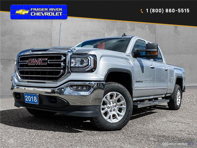 2018 GMC Sierra 1500 SLE (Stk: 21083A) in Quesnel - Image 1 of 25