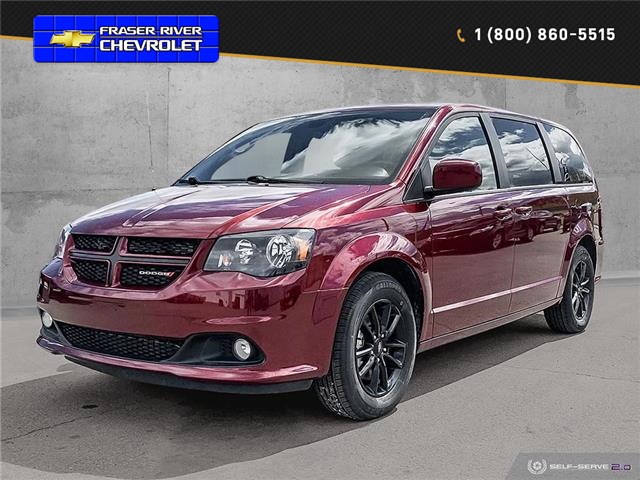 2020 Dodge Grand Caravan GT (Stk: 9919) in Quesnel - Image 1 of 24