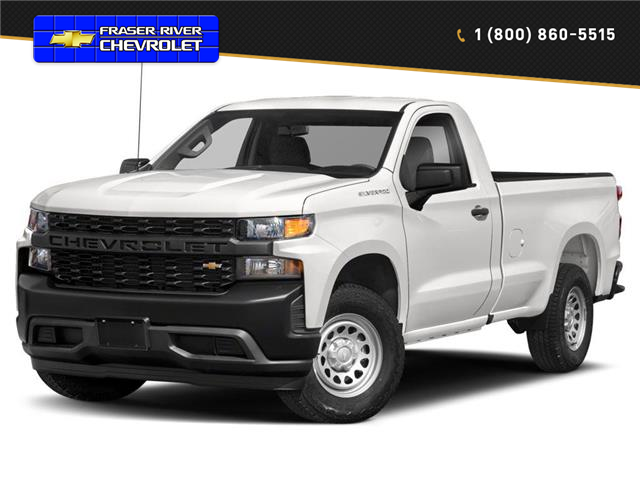 2021 Chevrolet Silverado 1500 Work Truck (Stk: 21075) in Quesnel - Image 1 of 8