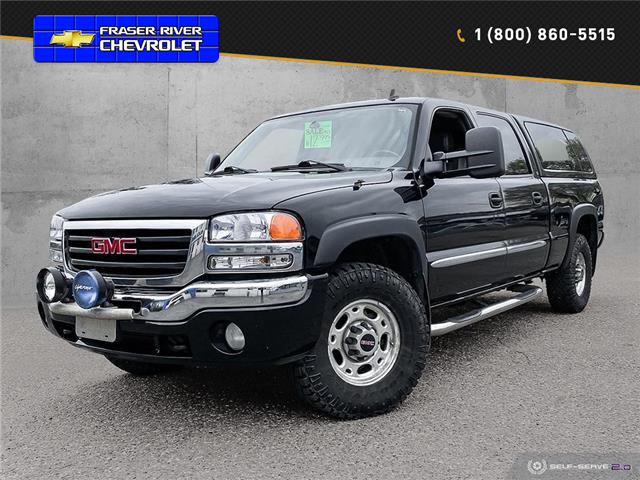2006 GMC Sierra 1500HD  (Stk: 21061A) in Quesnel - Image 1 of 25