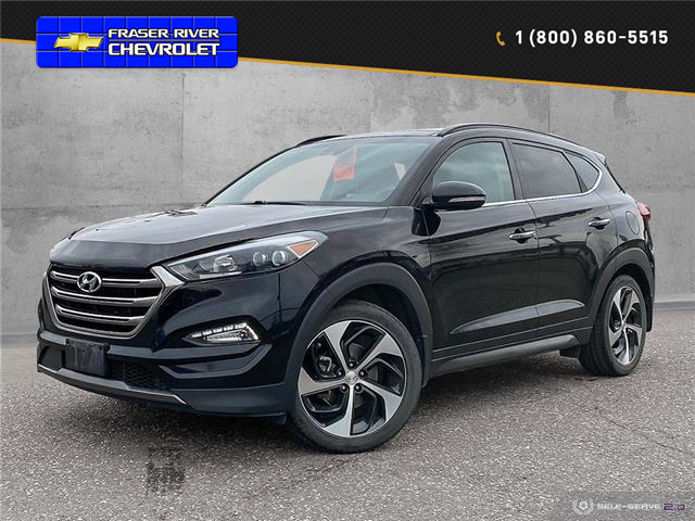 2016 Hyundai Tucson Ultimate (Stk: 21042A) in Quesnel - Image 1 of 25