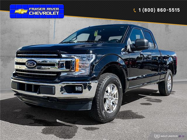 2018 Ford F-150 XLT (Stk: 9927) in Quesnel - Image 1 of 22