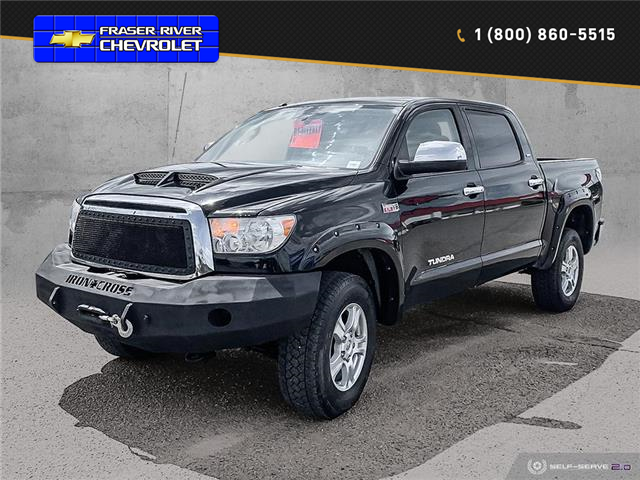 2013 Toyota Tundra SR5 5.7L V8 (Stk: 21T078A) in Williams Lake - Image 1 of 24