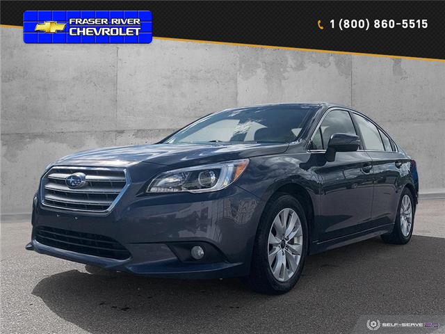 2017 Subaru Legacy 2.5i Touring (Stk: 21T025A) in Quesnel - Image 1 of 24