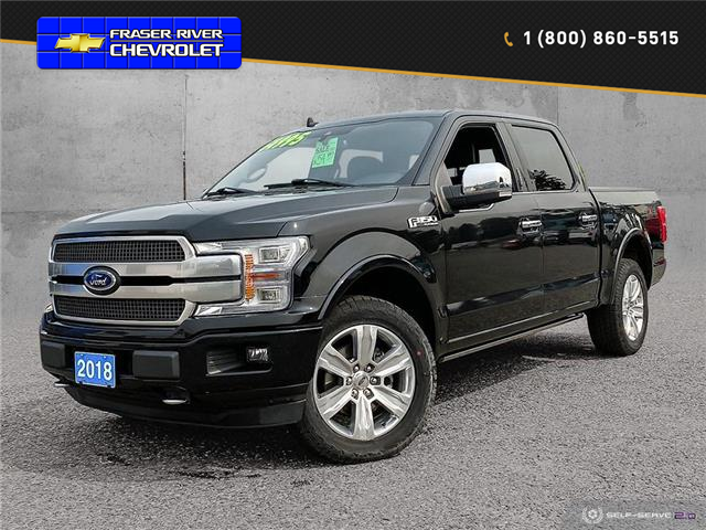 2018 Ford F-150  (Stk: 21160A) in Quesnel - Image 1 of 25