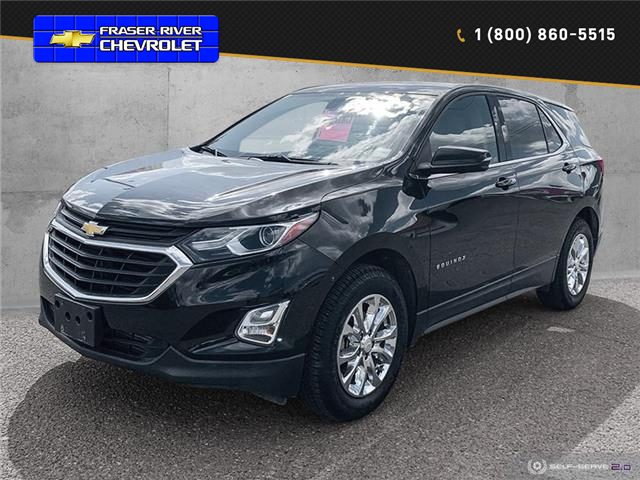 2018 Chevrolet Equinox 1LT (Stk: 20T210A) in Williams Lake - Image 1 of 23
