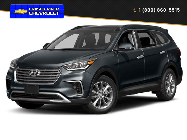 2017 Hyundai Santa Fe XL Premium (Stk: PO1969) in Dawson Creek - Image 1 of 9