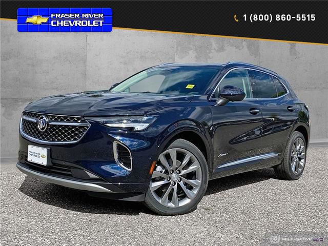 2021 Buick Envision Avenir (Stk: 21100) in Quesnel - Image 1 of 25