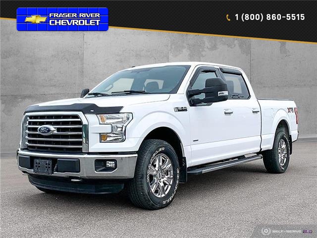 2015 Ford F-150 XLT (Stk: 21T018A) in Quesnel - Image 1 of 24