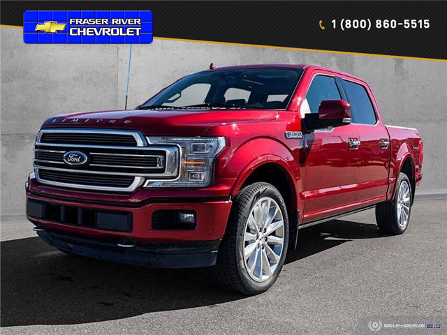 2020 Ford F-150 Limited (Stk: 9951) in Quesnel - Image 1 of 24