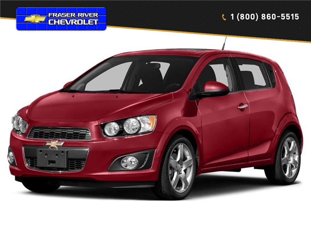 2012 Chevrolet Sonic LT (Stk: 6705A) in Williams Lake - Image 1 of 10
