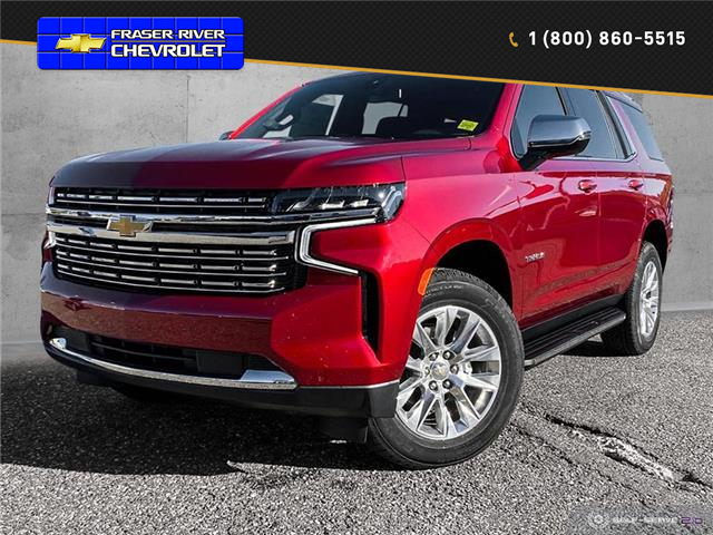 2021 Chevrolet Tahoe Premier (Stk: 21183) in Quesnel - Image 1 of 25