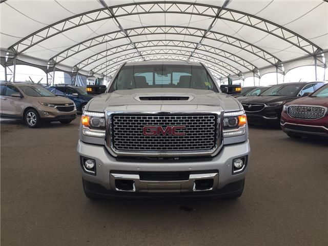 2017 GMC Sierra 2500HD Denali (Stk: 155873) in AIRDRIE - Image 2 of 33