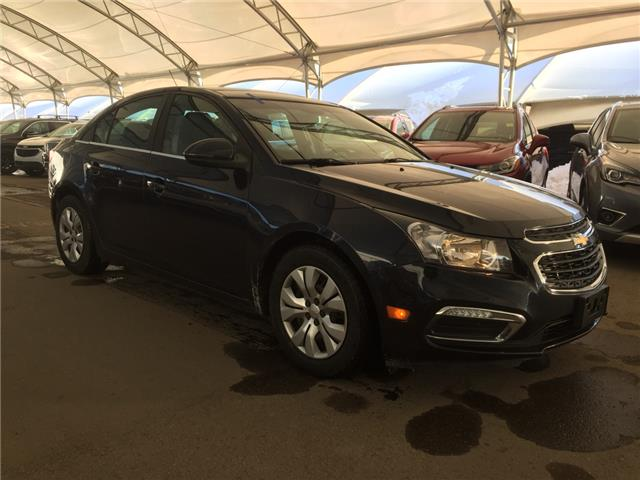 2016 Chevrolet Cruze Limited 1LT (Stk: 178484) in AIRDRIE - Image 1 of 27