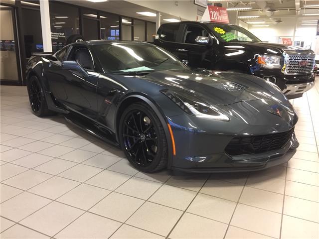 2019 Chevrolet Corvette Grand Sport (Stk: 178639) in AIRDRIE - Image 1 of 5