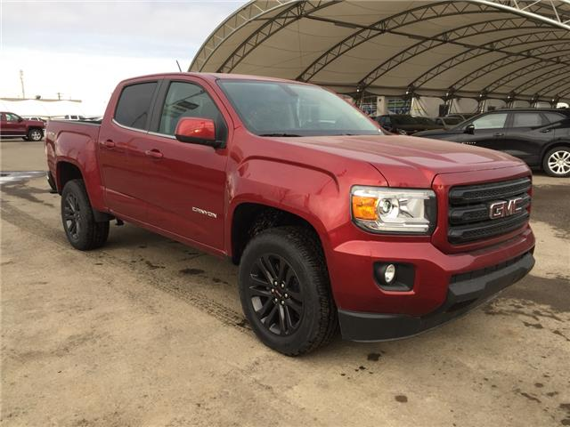 2019 GMC Canyon SLE (Stk: 177366) in AIRDRIE - Image 1 of 5