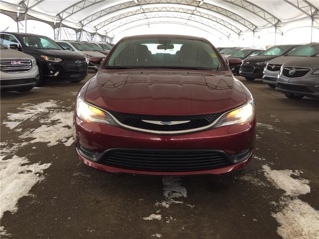 2016 Chrysler 200 LX (Stk: 180394) in AIRDRIE - Image 2 of 31