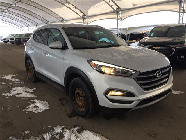 2016 Hyundai Tucson Premium 1.6 (Stk: 180454) in AIRDRIE - Image 1 of 40