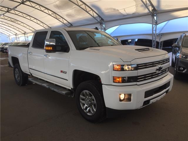 2019 Chevrolet Silverado 3500HD LTZ (Stk: 170580) in AIRDRIE - Image 1 of 46
