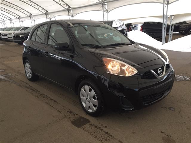 2018 Nissan Micra SV 3N1CK3CP1JL248136 180405 in AIRDRIE