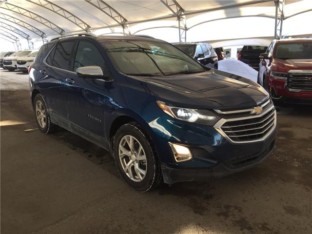2019 Chevrolet Equinox Premier (Stk: 170787) in AIRDRIE - Image 1 of 44