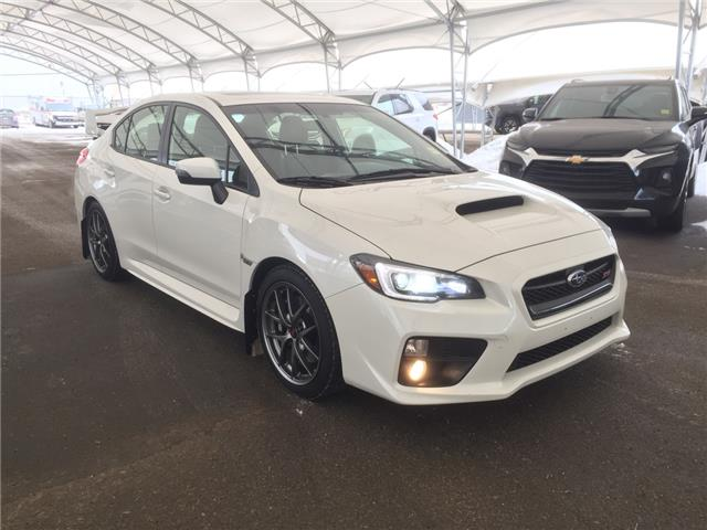 2016 Subaru WRX STI Sport-tech Package (Stk: 180585) in AIRDRIE - Image 1 of 43